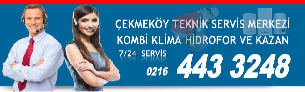 Çekmeköy Servisi